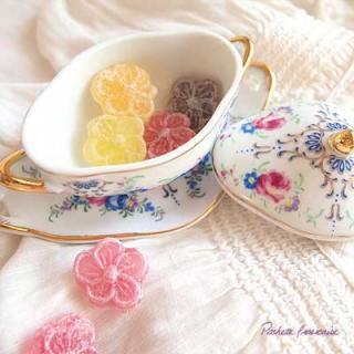 陶器 食器 フランス アンティーク ミニサイズのキャセロール&プレート