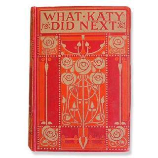 ビンテージ/アンティーク本 イギリス 1913年 What Katy did next(ビンテージ本)