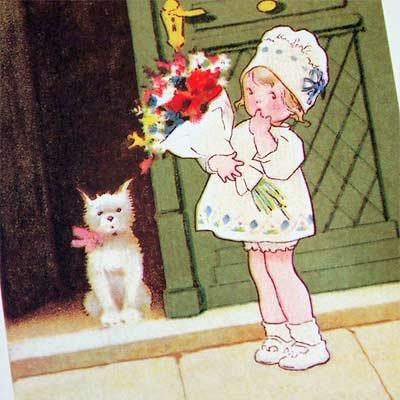 フランスポストカード (Joyeux anniversaire I)【画像3】