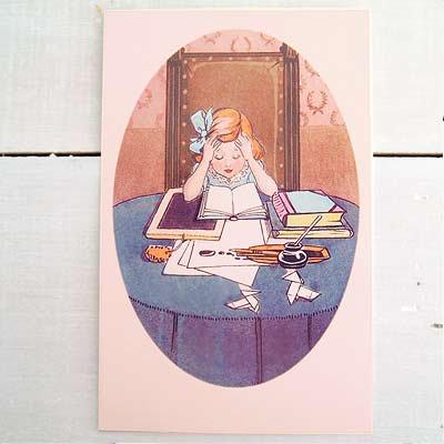 フランスポストカード(J'etudie)【画像2】