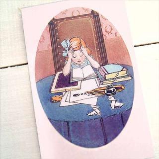 フランスポストカード(J'etudie)