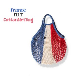 フランス FILT コットンネットバッグ【STANDARDタイプ】