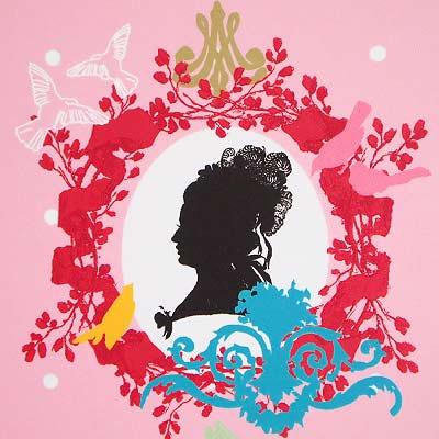 フランスポストカード マリー・アントワネット (Profil fantaisie de Marie-Antoinette)【画像3】