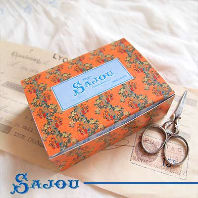 フランス SAJOU (木製ボビン 糸巻き BOX 15ケセット)【BOB-8】【画像3】