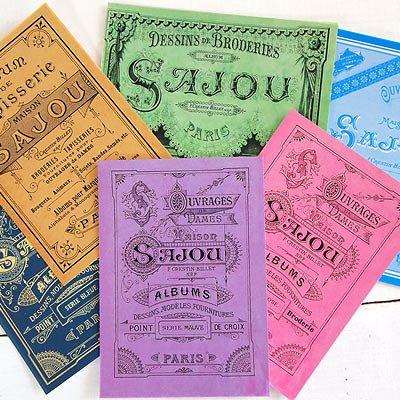 フランス SAJOU ポストカード6枚セット【HS】【画像2】