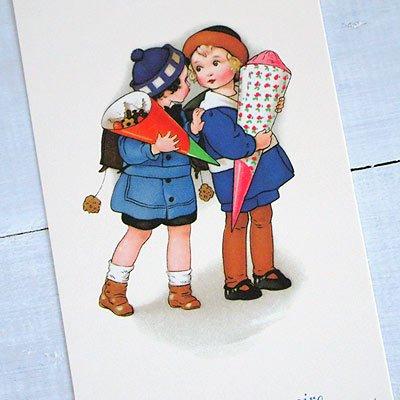 フランスポストカード (Joyeux anniversaire S)