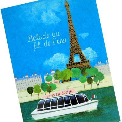 フランス エッフェル塔 ポストカード (Nos souvenirs de Paris C-type)【画像2】