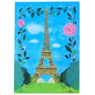 エッフェル塔 ポストカード フランス エッフェル塔 ポストカード (Nos souvenirs de Paris B-type)