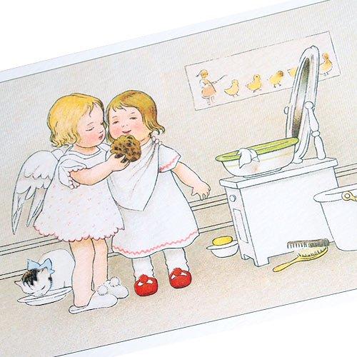 フランスポストカード (face-lavage)【画像2】