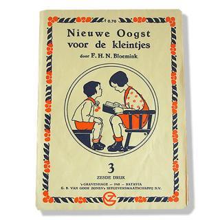 アンティーク オランダ 1948年 Nieuwe Oogst voor de kleintjes 絵本(ビンテージ本 B)