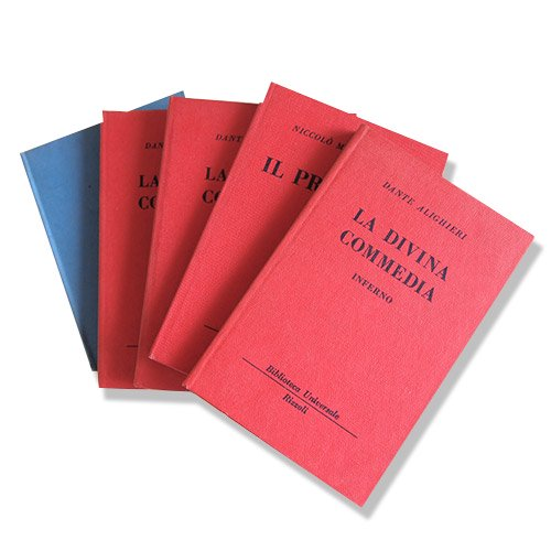 イギリス イタリア  ビンテージ本 5冊セット