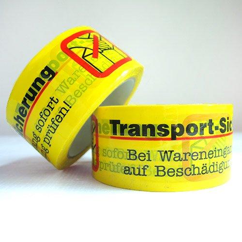 ドイツ パッキングテープ 【Transport-Sicherung/トランスポートセキュリティ】