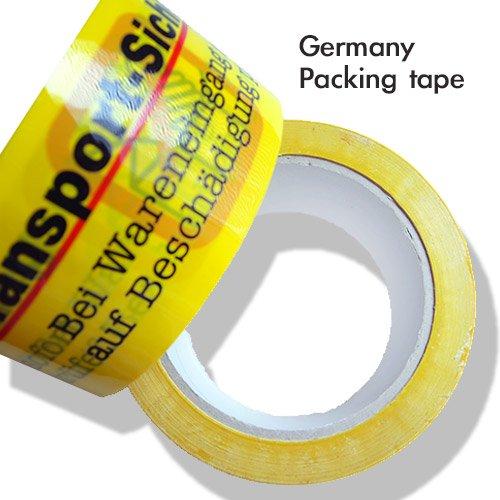 ドイツ パッキングテープ 【Transport-Sicherung/トランスポートセキュリティ】【画像4】