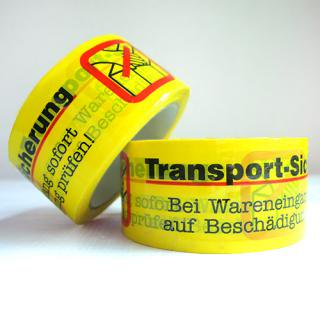 パッケージマニア ドイツ パッキングテープ 【Transport-Sicherung/トランスポートセキュリティ】