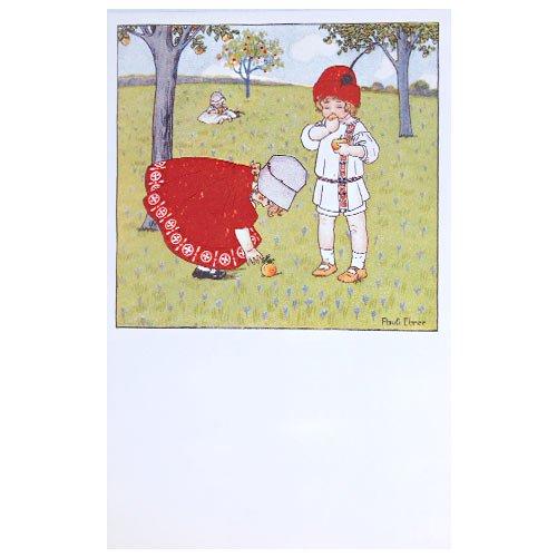 フランスポストカード (Abricot)