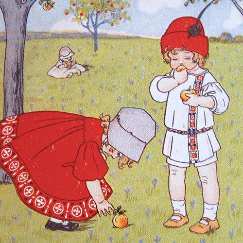 フランスポストカード (Abricot)【画像3】