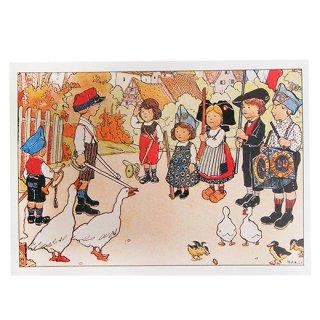 かわいい雑貨 フランスポストカード (ハンジ HANSi demarrer)