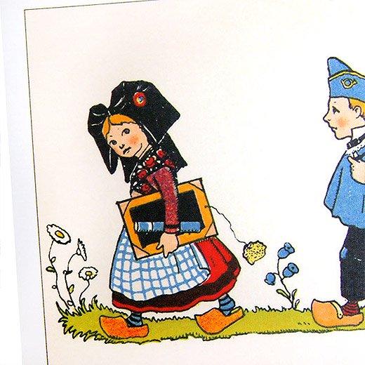 フランスポストカード (ハンジ HANSi camarade de classe)【画像3】