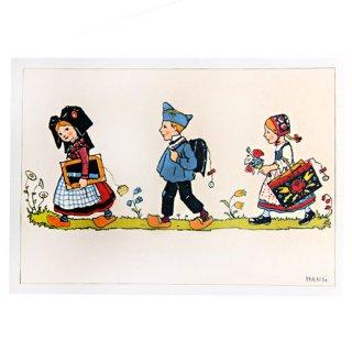 ハンジ HANSi  フランスポストカード (ハンジ HANSi camarade de classe)