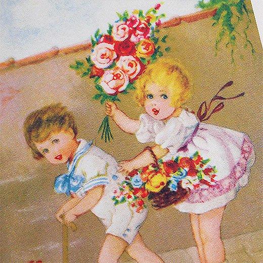 フランスポストカード (Joyeux anniversaire T)【画像3】
