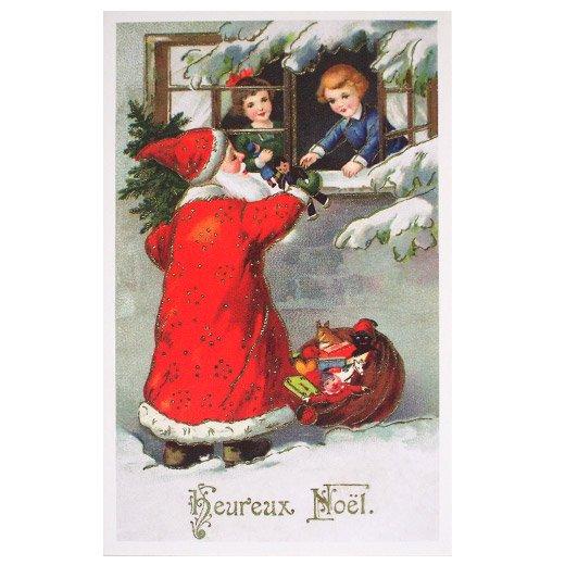 フランスポストカード (Nuit de Noel 3)
