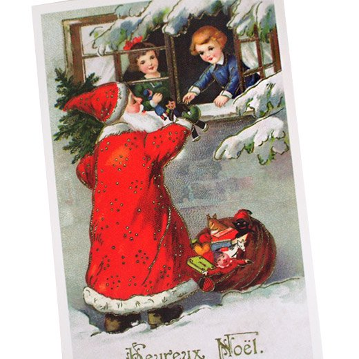 フランスポストカード (Nuit de Noel 3)【画像2】