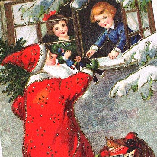 フランスポストカード (Nuit de Noel 3)【画像3】