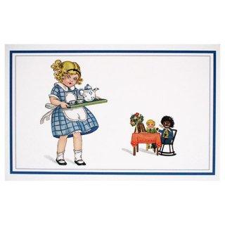 ポストカード/絵本・挿絵 系 フランスポストカード (dinette)