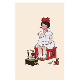 再入荷  フランスポストカード (dinette 2)
