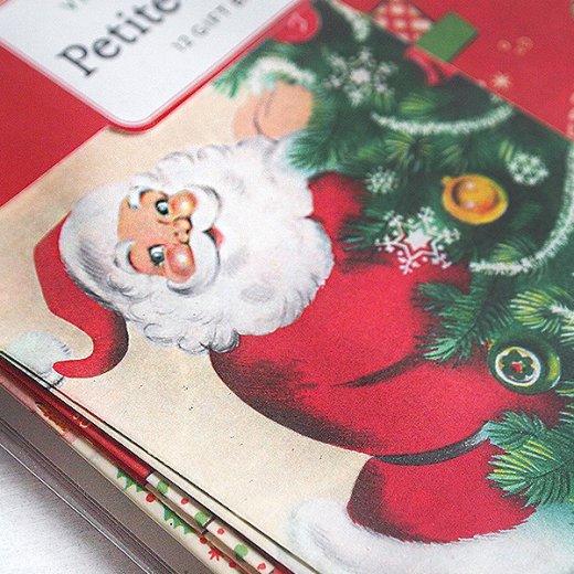 Cavallini & Co. カバリーニ クリスマス ラッピングセット【ヴィンテージ クリスマスA】【画像4】