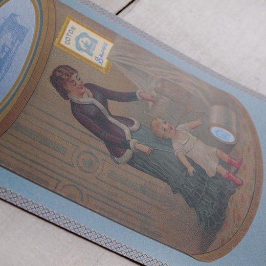 フランス SAJOU ポストカード【bebe】【画像3】