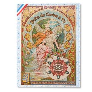 ポストカード フランス SAJOU ポストカード【cpu-4 boute de cares a fil】
