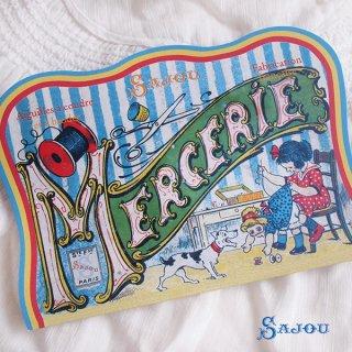フランス SAJOU 針セット 【mercerie】