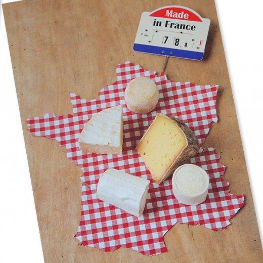 フランスポストカード (Fromage A)【画像2】