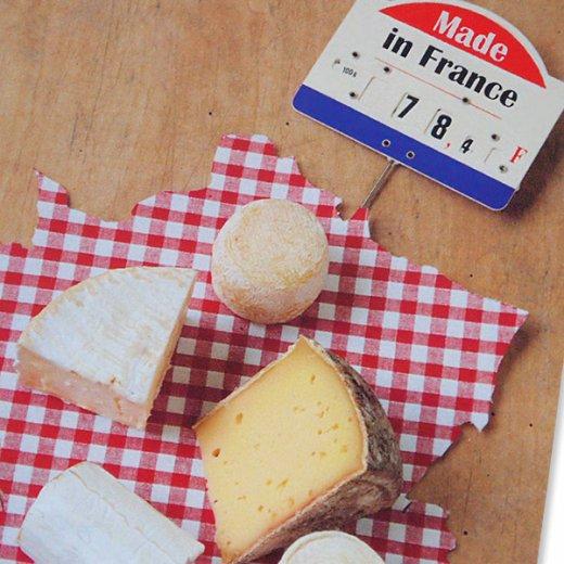 フランスポストカード (Fromage A)【画像3】
