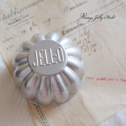 アメリカ アンティーク JELL-O ゼリーモールド【単品売り flower A】【画像3】
