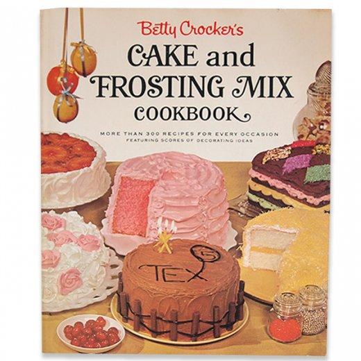 アメリカ 1966年 レシピブック Betty Croker cookbook ソフトカバー(ビンテージ本)