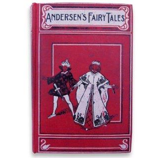 イギリス 雑貨 イギリス アンティーク本 【Andersen's Fairy Tales】
