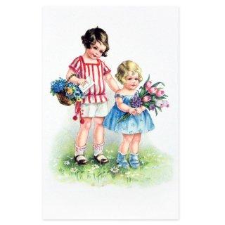 ガーリー 雑貨 フランスポストカード (la lettre)