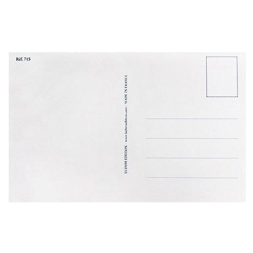 フランスポストカード (avoir une fille a chaque bras)【画像4】