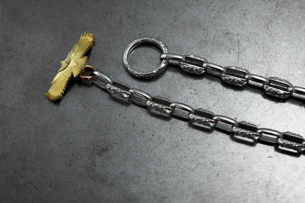 k18 eg05 / White gold bracelet
