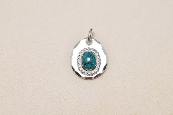 turquoise・metal top