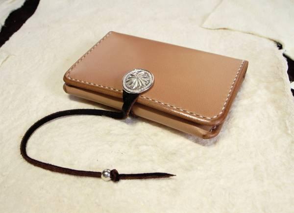 saddle Leather・card case