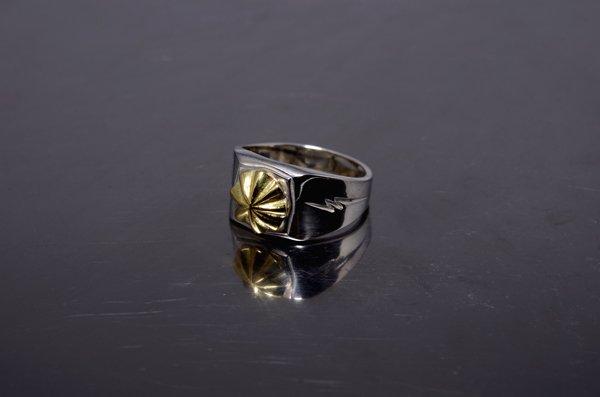 印台/k18concho ring
