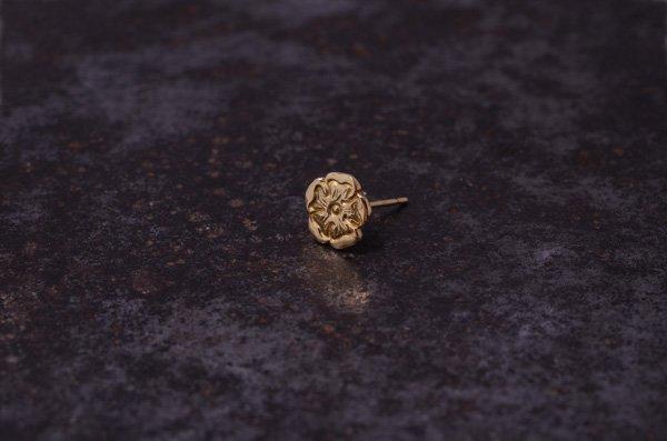 k18 flower pierce