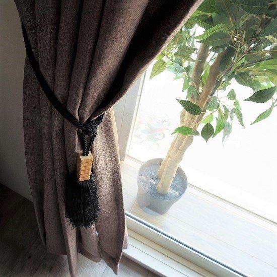 ドレープカーテン(掃き出し窓)