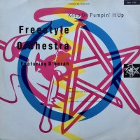 Freestyle Orchestra Featuring D'borah / Keep On Pumpin' It Up