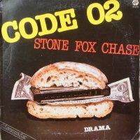 Code 02 / Stone Fox Chase c/w Drama