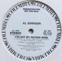 Al Johnson / I've Got My Second Wind