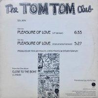The Tom Tom Club / Pleasure Of Love